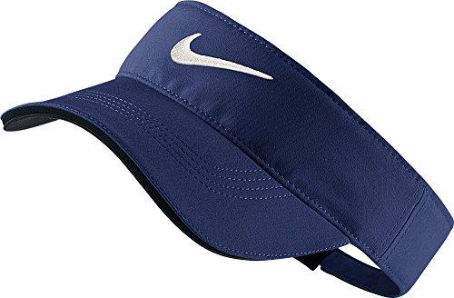 Nike Golf Tech Visor, Midnight Navy, Adjustable