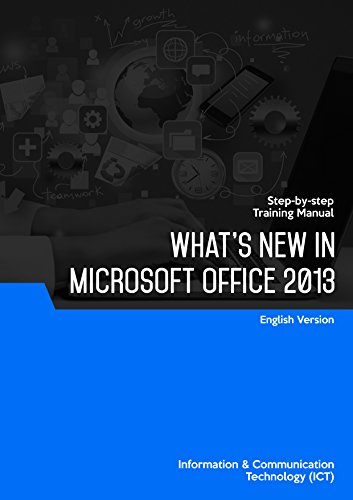 What's New In Ms Office 2013 (English Edition)