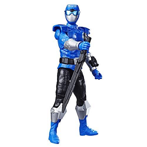 Power Rangers Beast Morphers - Figurine Ranger Bleu Beast-X - 30 cm