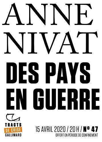 Tracts de Crise (N°47) - Des pays en guerre (French Edition)