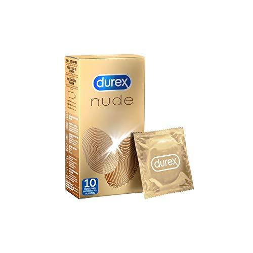 Durex - 10 condones para el cuello - 1 unidad.
