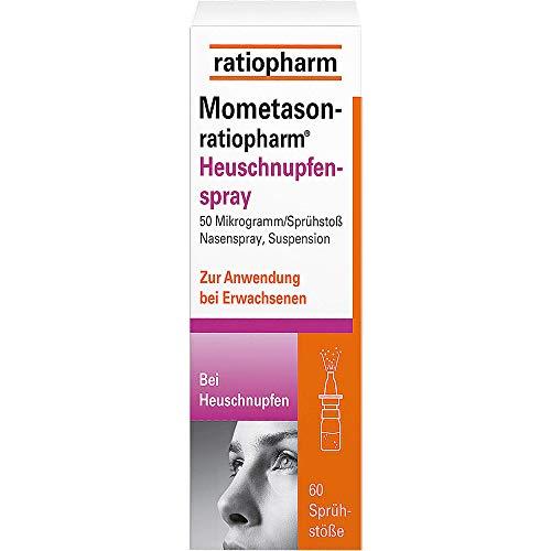 Mometason-ratiopharm Heuschnupfenspray, 18 g Lösung