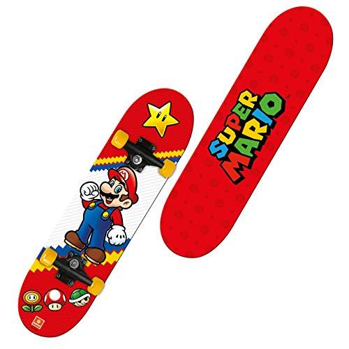 Mondo- Super Mario Cars - Monopatín 28625