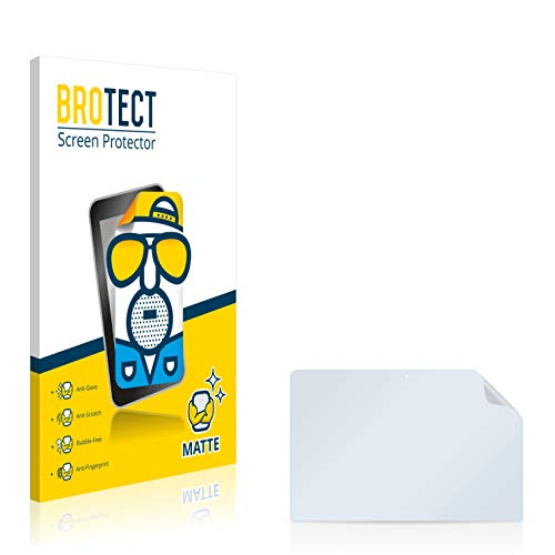Anti-Reflex Panzerglas Schutz-Folie Matt BROTECT Entspiegelungs-Panzerglasfolie kompatibel mit Apple MacBook Pro 15 2019