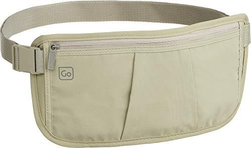 Go Travel Design Go - Pochette ceinture secrète (fournis dans des couleurs assorties)