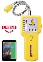 Detector de Gas Natural, Detector de Fugas de Gas Propano, Detector de Gas Bu...