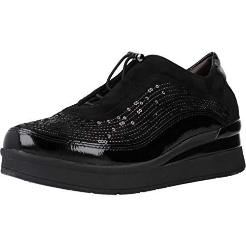 Stonefly 214528 Zapatillas Mujer Negro 38