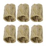 UPKOCH 20 unidades de lana de piedra para cultivo hidropónico, para verduras y rocas