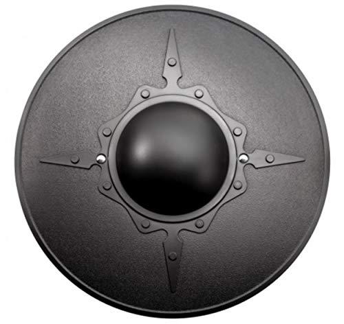 Cold Steel Soldier's Targe Schild für Erwachsene, Unisex, Schwarz, 483 mm