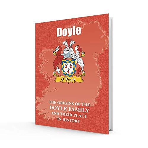 Lang Syne Libro de datos de la historia de la información del clan de la familia irlandesa - Doyle