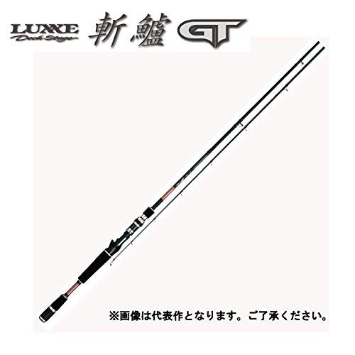 がまかつ ラグゼ デッキステージ 斬鱸GT(ざんろ) B66MH-R
