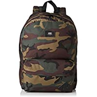 Vans Old Skool Ii Backpack Mochila tipo casual, 39 cm, 22 liters, Multicolor (CLASSIC CAMO-BLACK)