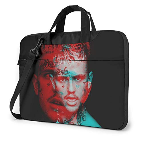 DFHDFH Lil Peep Laptop Bag Laptop Sleeve Case with Shoulder Straps & Handle/Notebook Computer Case Briefcase Compatible 13 inch