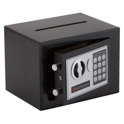 NUEVO TRUESHOPPING COMPACT ELECTRÓNICO DIGITAL ACERO SEGURO 3.5KG CON RANURA DE ENVÍO CONVENIENTE