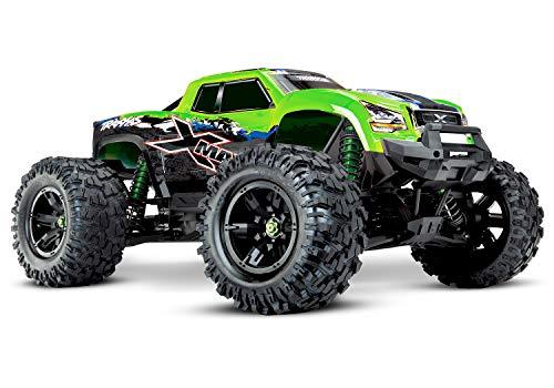 77086-4 – X-Maxx: Brushless Electric Monster Truck – GREEN
