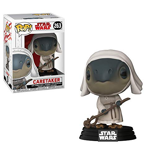 FunKo Pop Caretaker 9 cm Star Wars Episodio VIII