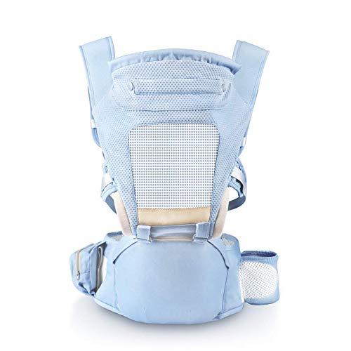 Porte-Bébé Ergonomique pour Bébé de 30 Kg Multi-Fonctions...