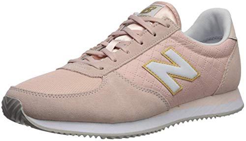 New Balance Wl220tpa, Zapatillas para Mujer, Rosa (Mineral Rose/White Tpa), 38 EU