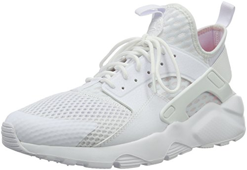 Nike Zapatillas Air Huarache Run Ultra Br, Scarpe da Fitness Uomo, Bianco 833147 100, 44 EU