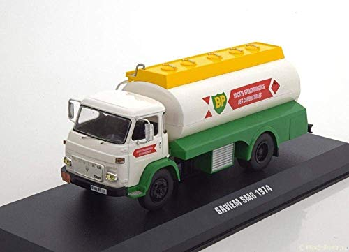 Ixo - Premium-X- Miniature Voiture de Collection, TRU016, Blanc/Vert/Jaune