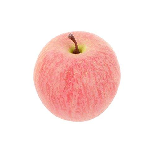 FloristryWarehouse Fruit Künstliche Red Apple CRIPPS Pink 7cm
