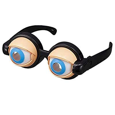 おもしろめがね パーティーグッズ メガネザコシショウ メガネ 面白いグッズ プレゼント おもちゃ