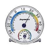 Higrometro Analogico/Hidrometro/Termometro Ambiente Interior/Termometro...