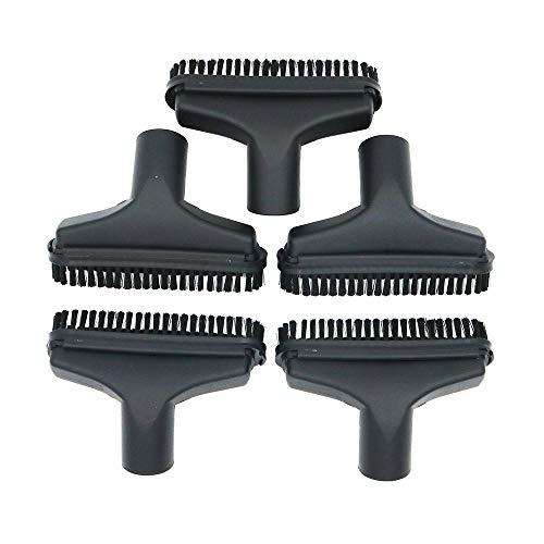 Namvo 5pcs Schnittstellendurchmesser von 32mm abnehmbaren Staubbürsten PP Haar, Staubsauger PP Bürste Sofa Saugköpfe