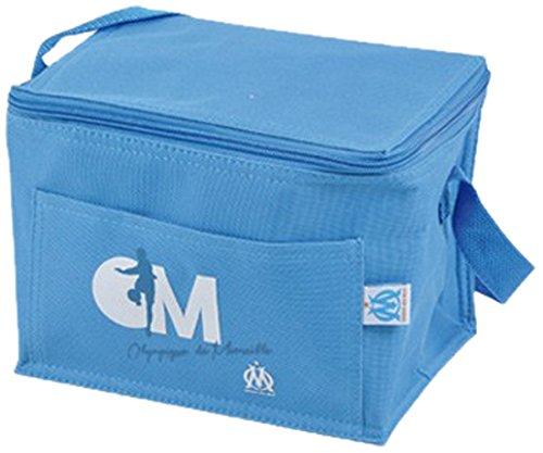 Olympique de Marseille 5GLA015OM koelbox, klein, 21 x 15 x 15 cm, blauw