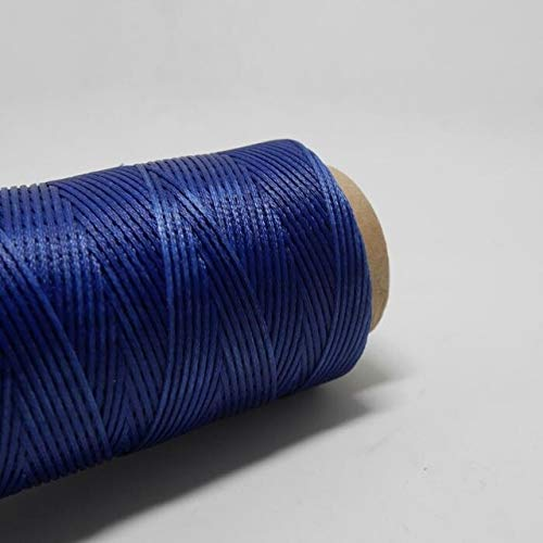Why Should You Buy 33 Colors of 0.8mm x 250m Waxed Thread DIY Craft Flat Polyester Braided Sewing St...