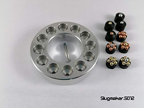 Slugmaker.5012 - Palline di gomma, cal.50