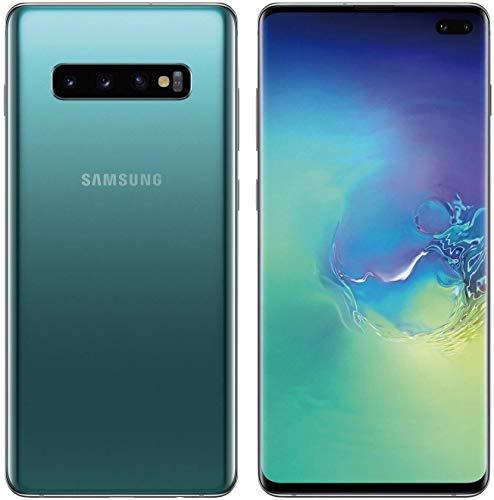 Samsung Smartphone Galaxy S10+ (Hybrid SIM) 128GB - Verde (Reacondicionado)