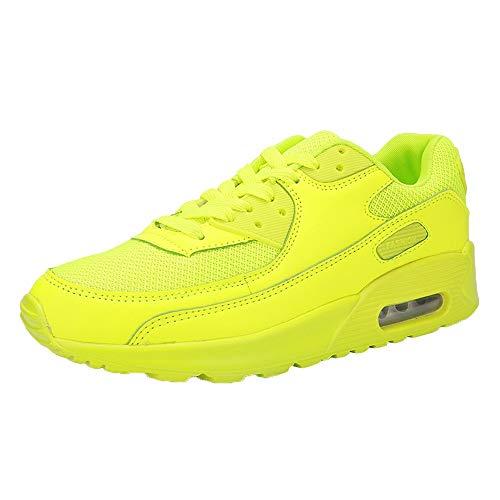 Zapatos de Mujer, ASHOP Zapatillas Deportivas de Running para Mujer Pareja Colchón de Aire Viajar Sneakers de Entrenamiento