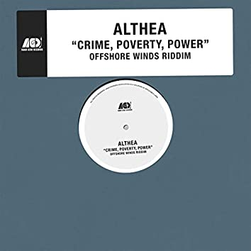 Crime, Poverty, Power