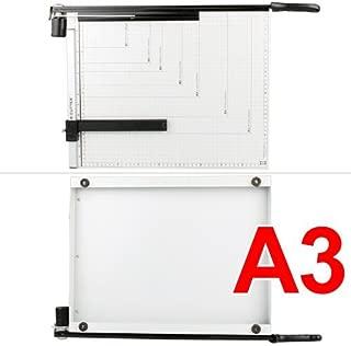 Forma de guillotina de A3A4A5B4B5&