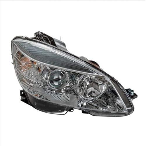 For Mercedes-Benz C300 Headlight Assembly 2008 09 10 2011 Passenger Side CAPA Certified For MB2503163 (Vehicle Trim: Sedan)