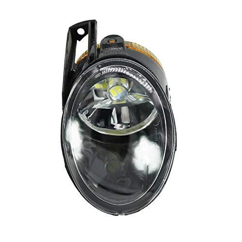 CJIANHUA Luz del Coche LED for VW Passat B6 3C 2007 2009 2010 2011 LED de la Niebla Asamblea arnés 2006 2008 luz de Niebla de la lámpara de la luz de Niebla Cubierta Todo Nuevo Nunca Usado