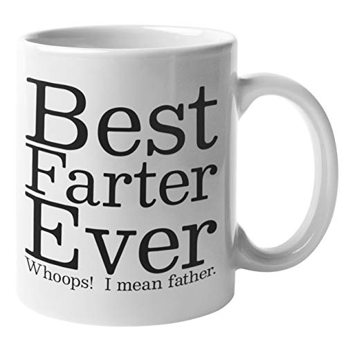 Best Farter Ever Gag Mug