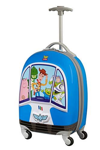 Samsonite Disney Ultimate 2.0 - Maleta Infantil, 46.5 cm, 20.5 l, Azul (Toy Story Take-Off)