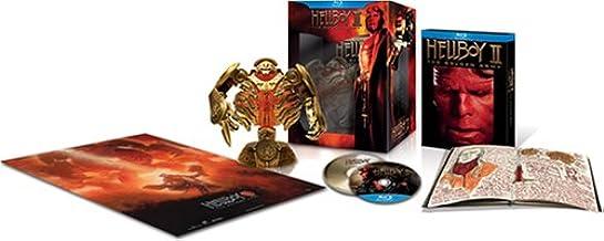 Hellboy II: The Golden Army [Reino Unido] [Blu-ray]: Amazon.es