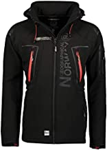 Geographical Norway GN Softshell Jacket - Black - M
