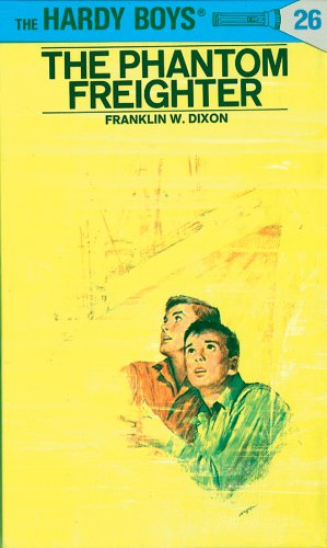 Hardy Boys 26: The Phantom Freighter (The Hardy Boys) (English Edition)