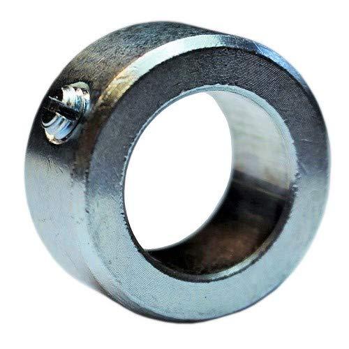 1 Stück Stellring 8 x 16 x 8 mm DIN705 Stahl galv. verzinkt Stellringe