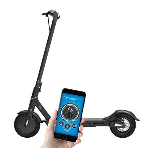 SmartGyro Xtreme Baggio 10 V5- Patinete Eléctrico, App, Ruedas 10
