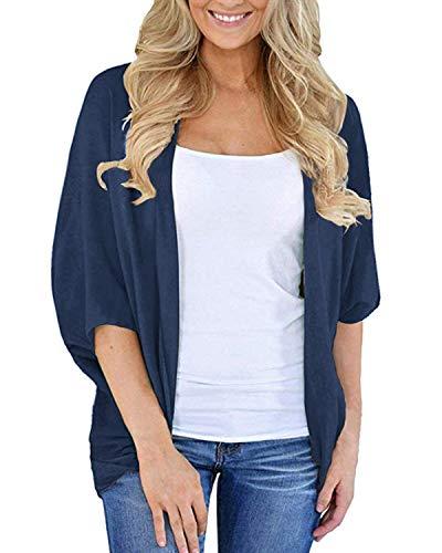 CNFIO dames vest bedrukte bloemen pullover outwear cardigan vrouwen sweater met zakken