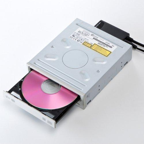 サンワサプライ『HDDコピー機能付きSATA-USB3.0変換ケーブル(USB-CVIDE4)』