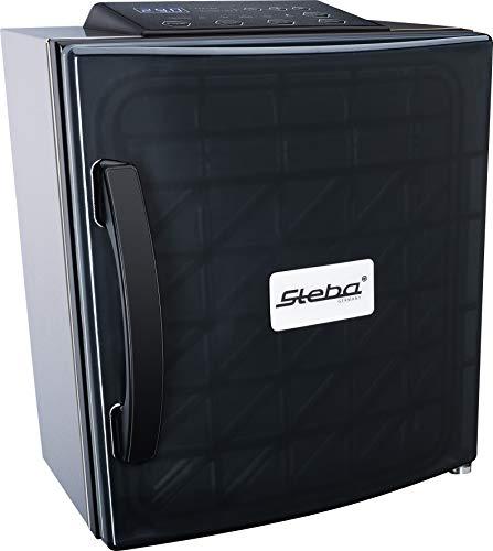 Steba KVK Kammervakuumierer KVK 50 | Inovativer Edelstahl-Kammervakuumierer | Ideal zum Vakuumieren von Flüssigkeiten wie Suppen oder Saucen | Absauggeschwindigkeit: 25 Liter/Minute | 5 Vakuumstufen
