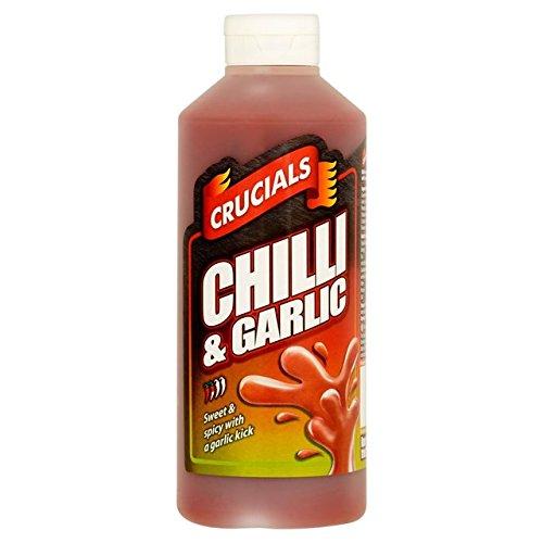 crucials Chilli Knoblauch-Soße, 500ml