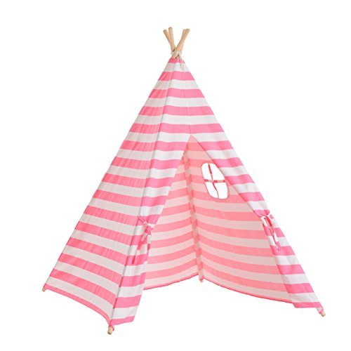 Tiny Land Kids Teepee Tent for Girls...