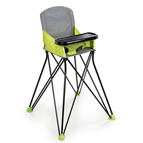 Summer Pop and Sit Portable Highchair, Green